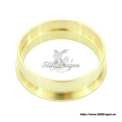 "3"" Tri-Clamp EZ Flange Brass"