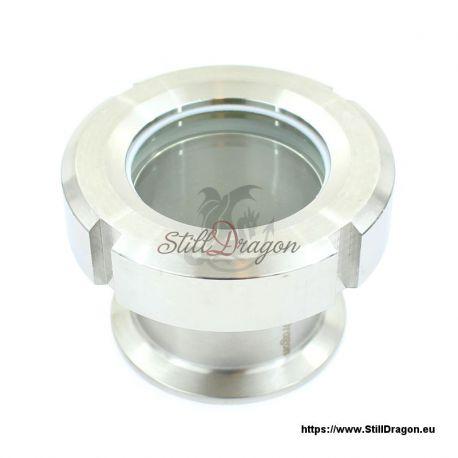 "2"" Tri-Clamp Screw-On Sight Glass Kit"