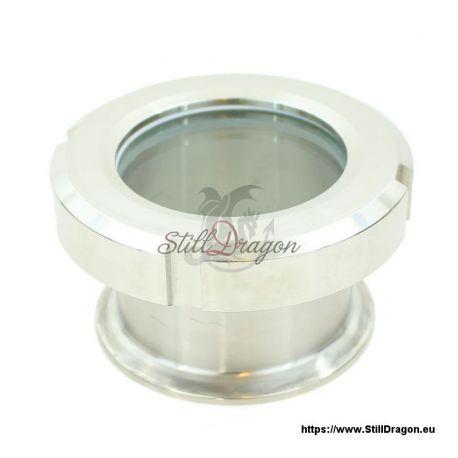 "3"" Tri-Clamp Screw-On Sight Glass Kit"