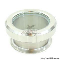 "4"" Tri-Clamp Screw-On Sight Glass Kit"