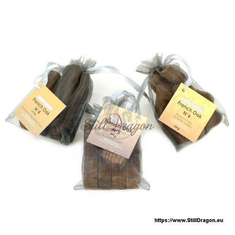 French Oak Trial Pack of 3 Variety (B)