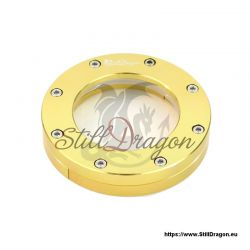 "2"" Sight Glass Kit Aluminium Gold"
