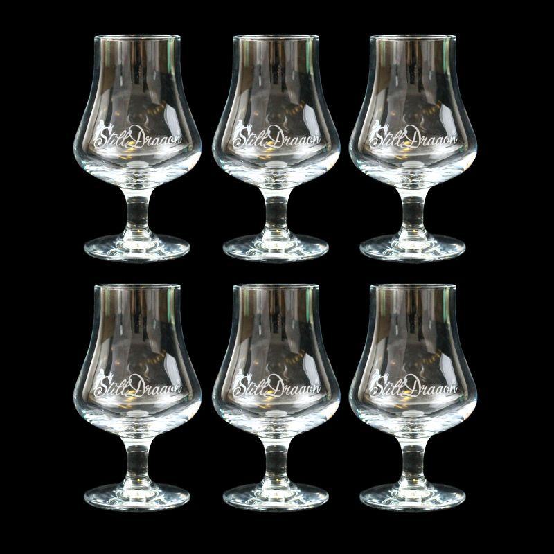 whisky nosing glas 6er pack f r whisky und andere gelagerte br nde. Black Bedroom Furniture Sets. Home Design Ideas