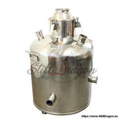 100L Milk Can Boiler