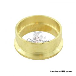 "2"" Tri-Clamp EZ Flange Brass"