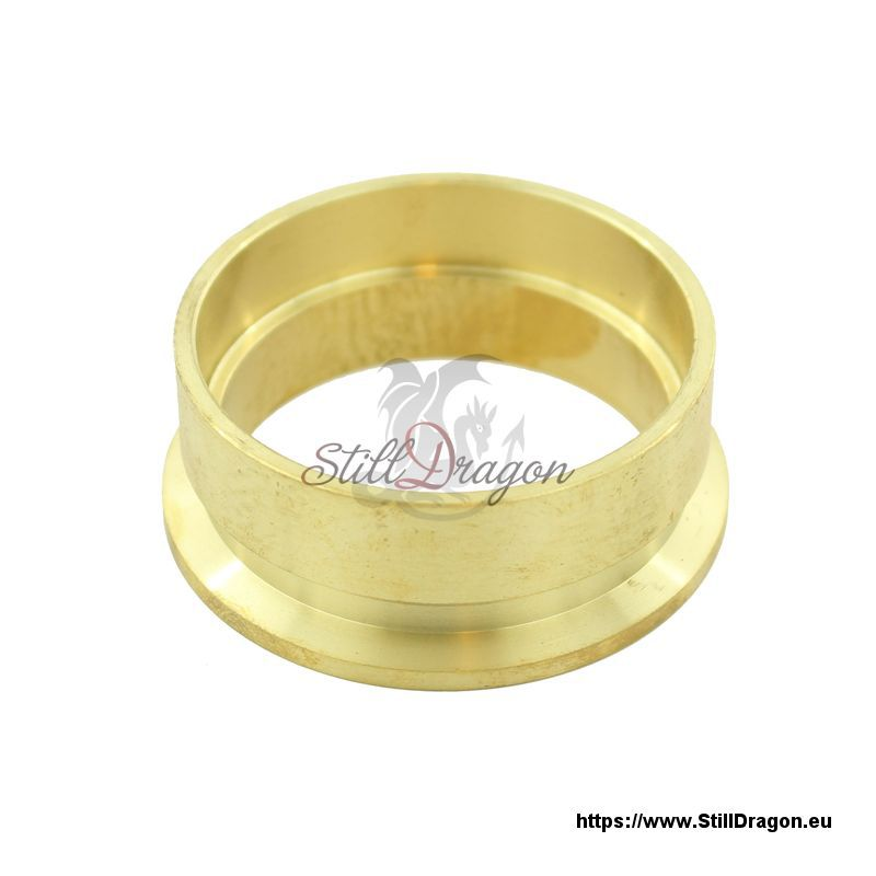 Inch tri clamp ez flange made of brass lead free