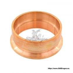 "2"" Tri-Clamp EZ Flange Copper"