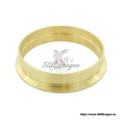 "4"" Tri-Clamp EZ Flange Brass"