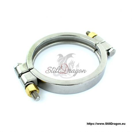"4"" High Pressure Tri-Clamp"