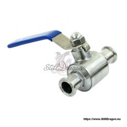 "3/4"" Tri-Clamp Ball Valve"