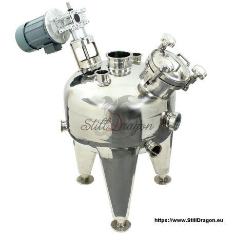 75L Pot Belly Boiler with Agitator