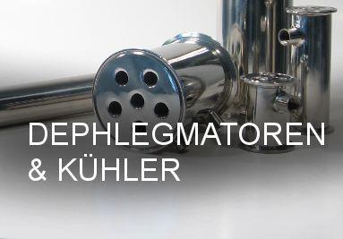 DEPHLEGMATOREN & KÜHLER