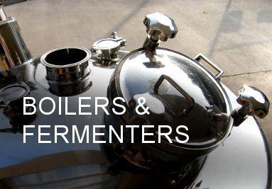BOILERS & FERMENTERS
