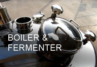 BOILER & FERMENTER